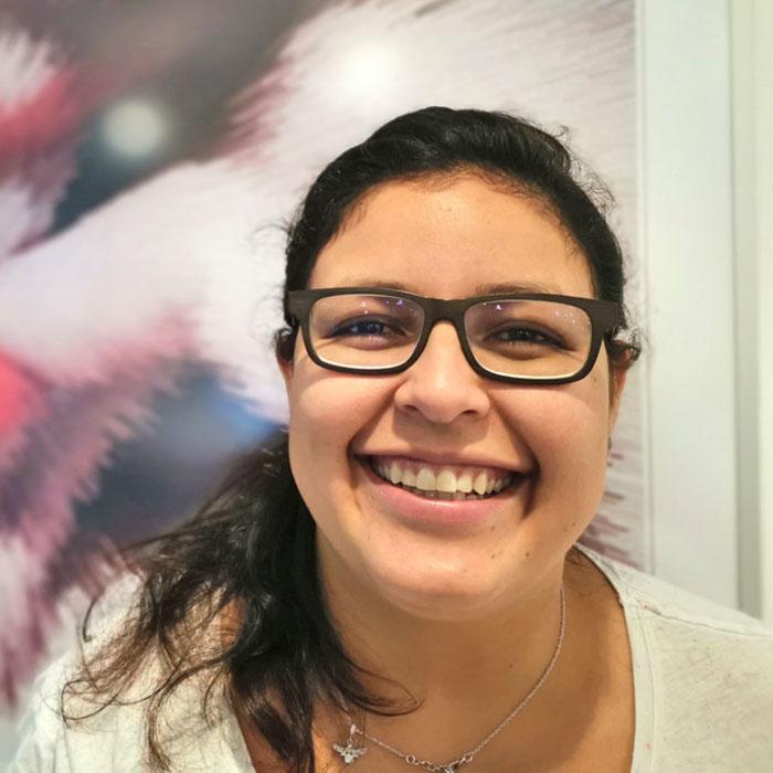 Paola Estefania Merkle Ortega Zahntechnikerin